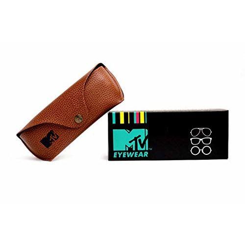MTV Full Rim Oval Unisex Spectacle Frame