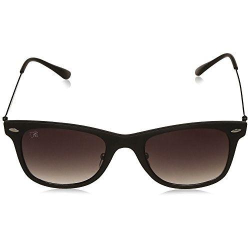 MTV Gradient Wayfarer Unisex Sunglasses - (MTV-153-C1|50|Grey Color Lens)