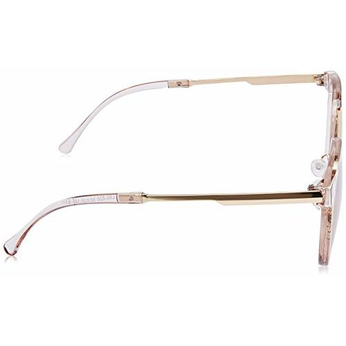 MTV UV Protected Cat Eye Women's Sunglasses - (L80-026-S317|50|Brown Color Lens)