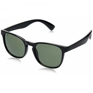 MTV UV Protected Wayfarer Unisex Sunglasses - (MTV-188-C3|50|Green Color Lens)