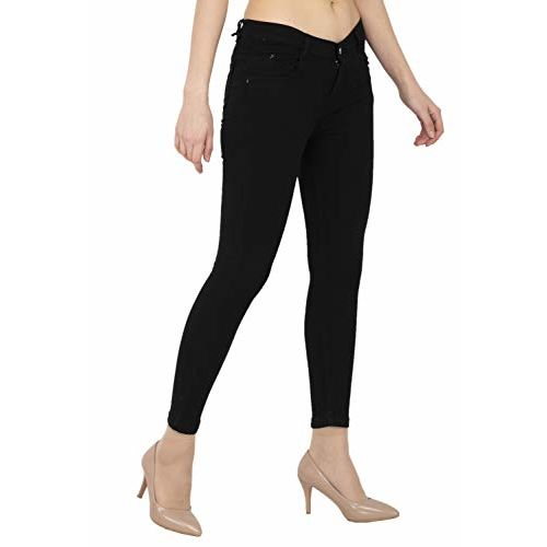 AAKRITHI Women's Denim Jeans