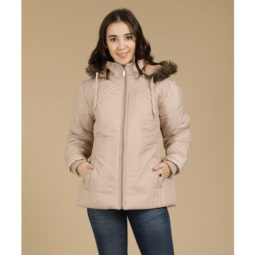 Breil By Fort Collins Full Sleeve Solid Women Jacket