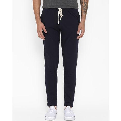Hubberholme Slim Fit Mid-Rise Track Pants