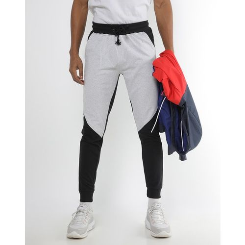 Arise Panelled Joggers with Drawstring Fastening