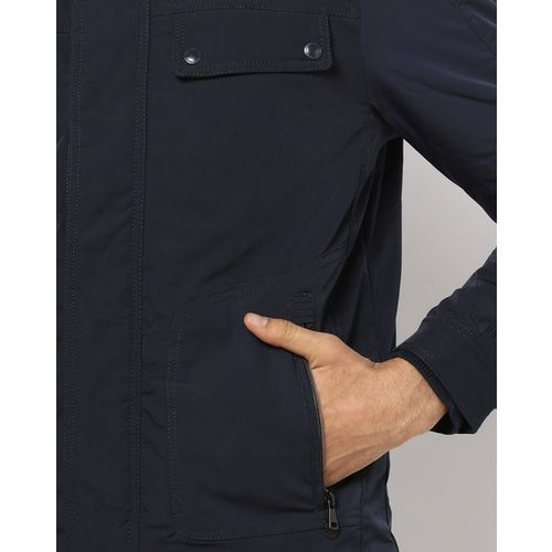 INDIAN TERRAIN Button-Down Jacket with Pockets
