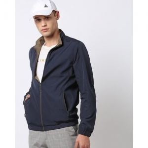 ARROW Zip-Front Jacket with Insert Pockets