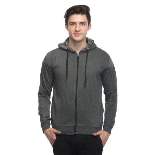 Emblazon Men's Grey Sweatshirt