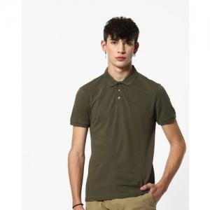 LEVIS Slim Fit Cotton Polo T-shirt