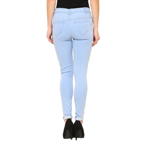 Dryzee Denim Jeans for Women's (DryPLNICE)