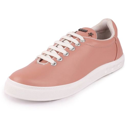 Fausto Women's Pink Sneakers