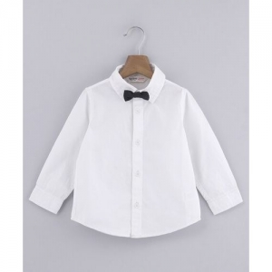 BEEBAY Shirt with Bow-Tie