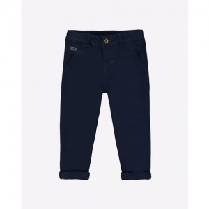Mothercare Flat-Front Trousers with Upturned Hems