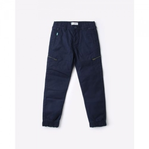 KB TEAM SPIRIT Cuffed Trousers with Multiple Pockets