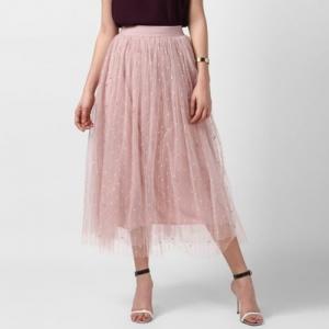 Stylestone Embellished A-line Skirt