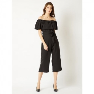 MISS CHASE Solid Jumpsuit