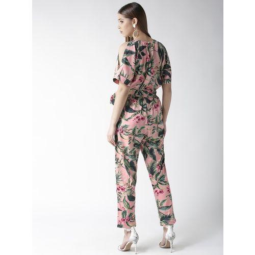 Stylestone Floral Print Jumpsuit