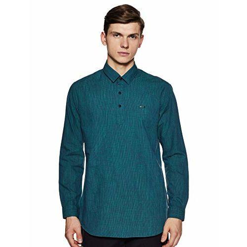 Peter England Men's Cotton Kurta