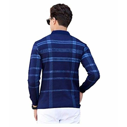 Try This Men's Cotton Polo T-Shirt