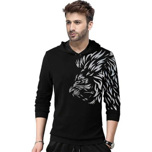 Tripr Full Sleeve Graphic Print Men Sweatshirt