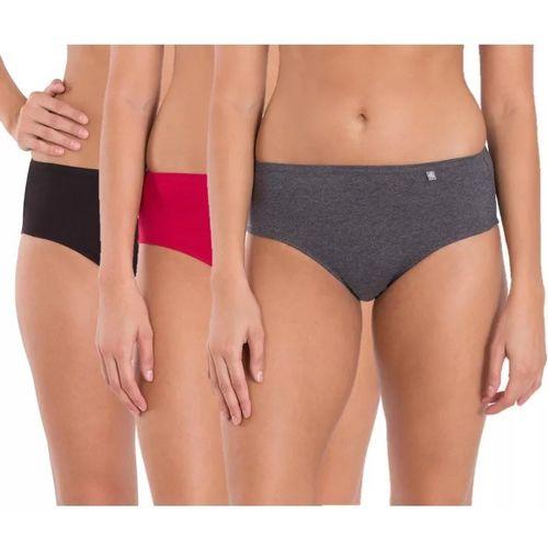 Jockey Women Hipster Multicolor Panty(Pack of 3)