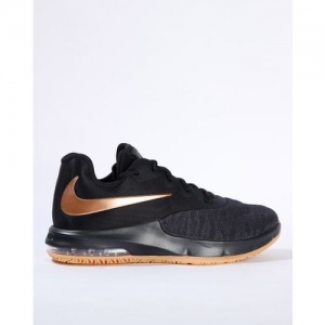NIKE Air Max Infuriate Mid-Top Lace-Up Sports Shoes