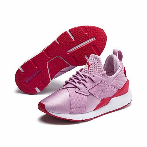 Puma Girl's Muse Jr Sneakers
