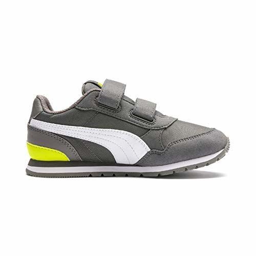 Puma Unisex's St Runner V2 Nl V Ps Castlerock WHI Sneakers