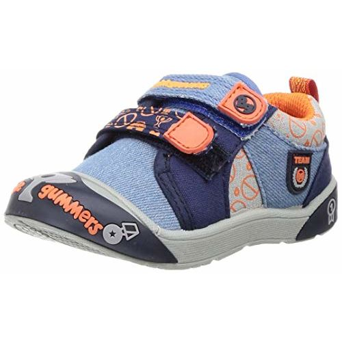 Bubblegummers Boy's Monky Sneakers