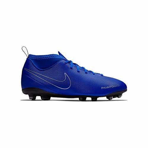 Nike Boy's Jr Phantom Vsn Club Df Fg/Mg Football Shoes