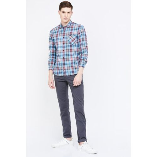 PEPE JEANS Checked Regular Fit Casual Shirt