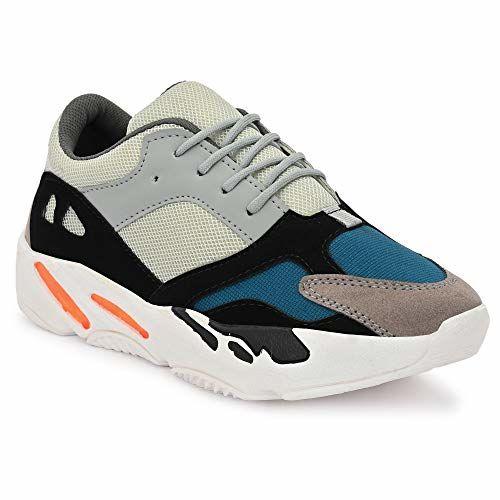 Arivo Multi-Colored Ultralight Men's Sports Running Shoes