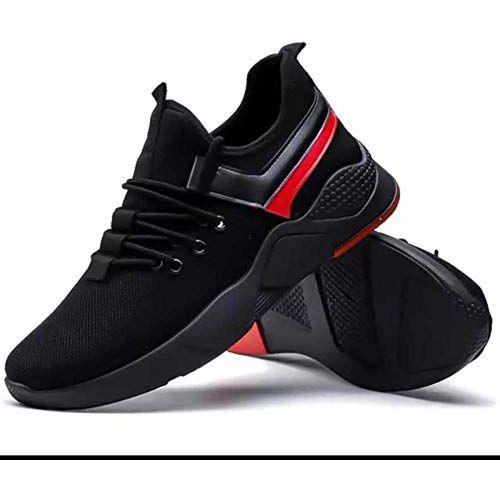 Arivo Black Ultralight Men's Sports & Running Shoes Running Shoes for Men(Black)