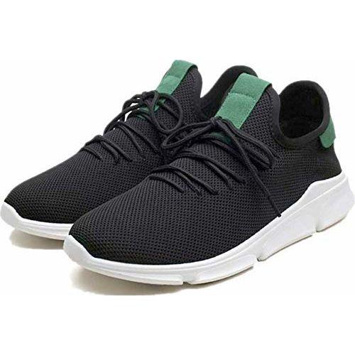 Arivo Black Ultralight Sports & Running Shoes for Men/Boys