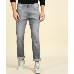 Wrangler Regular Men's Grey Jeans