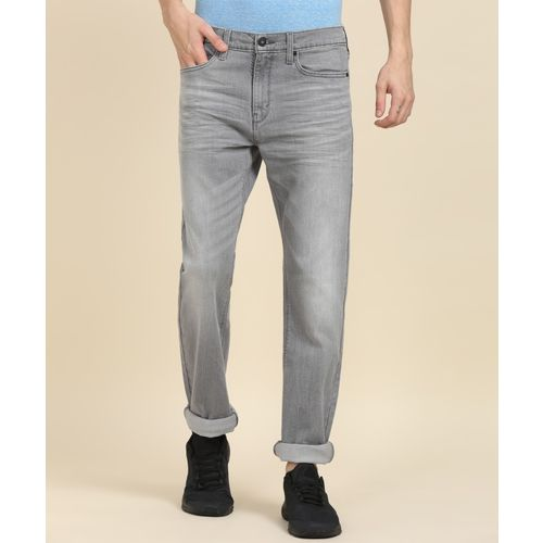 Denizen by Levi's Regular Men Grey Jeans