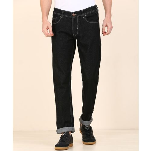 Numero Uno Slim Men Black Jeans