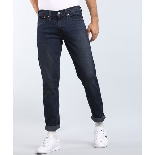 Levi's Slim Men Dark Blue Jeans