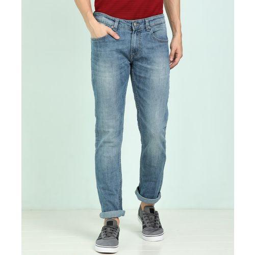 Spykar Slim Men Blue Jeans