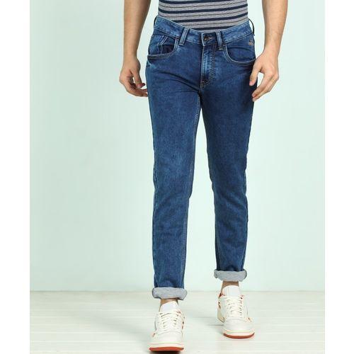 Flying Machine Skinny Men Blue Jeans