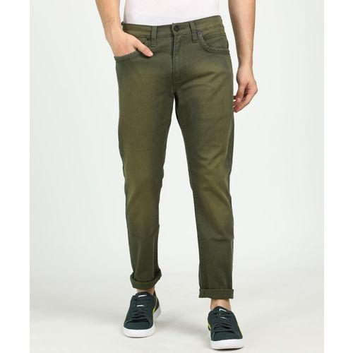 Denizen by Levi's Slim Men Green Jeans