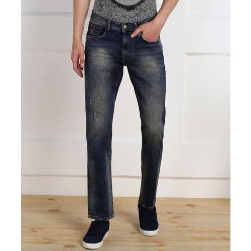 U.S. Polo Assn Slim Men Blue Jeans