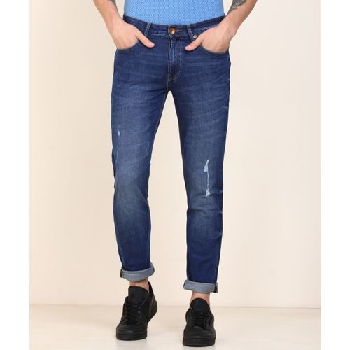United Colors of Benetton Tapered Fit Men Blue Jeans