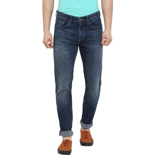 Red Tape Slim Men Blue Jeans