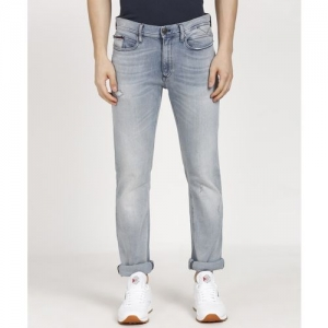 Tommy Hilfiger Slim Men Blue Jeans