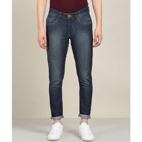 NUMERO UNO Skinny Men's Dark Blue Jeans