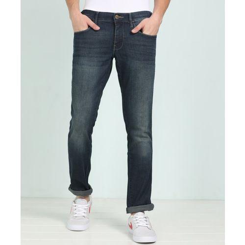 Wrangler 20X Slim Men's Dark Blue Jeans