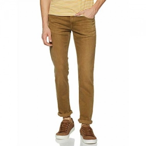 Mufti Men's Slim Fit Jeans