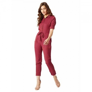 Miss Chase Women's Crepe Jumpsuit