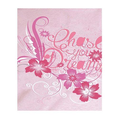 Jockey Pink Floral Print T-Shirt - 1361