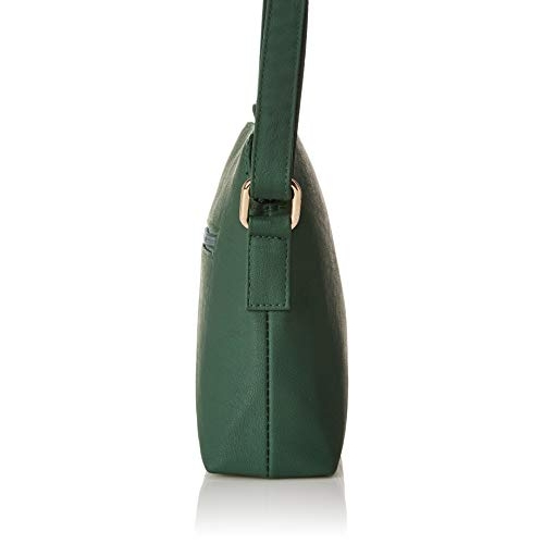 Amazon Brand - Eden & Ivy Green Synthetic Sling Bag